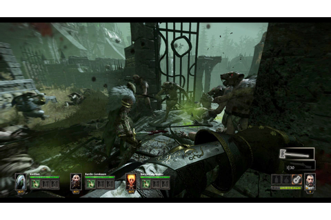 Warhammer: End Times – Vermintide Review – Brash Games