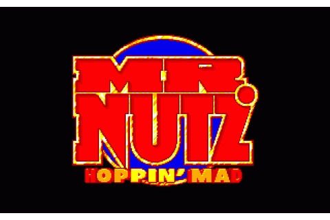 Mr. Nutz: Hoppin' Mad (1994) by Neon Amiga game