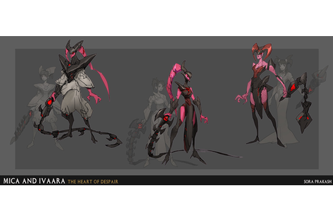 League of Legends: Two Darkin have finally begun to show ...