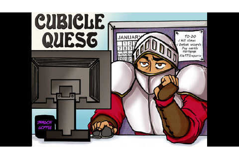Download Cubicle Quest Full PC Game