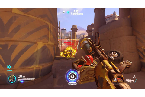 Bajheera - OVERWATCH: Epic Junkrat Temple Defense ...
