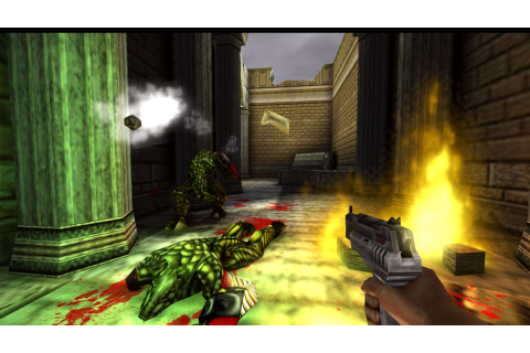 Turok 2: Seeds of Evil Windows game - Mod DB