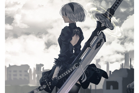 NieR: Automata really is the greatest game ever made ...