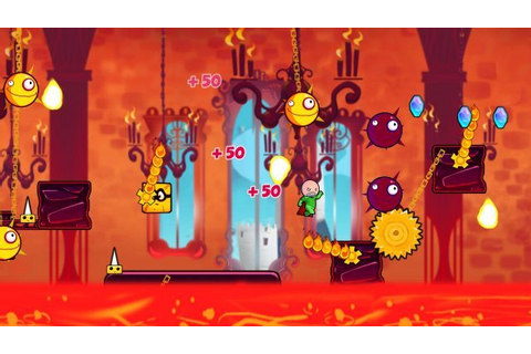 Cloudberry Kingdom Free Download PC Game - isoroms.com
