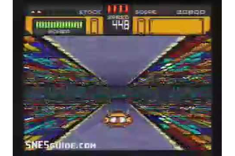 HyperZone - SNES Gameplay - YouTube