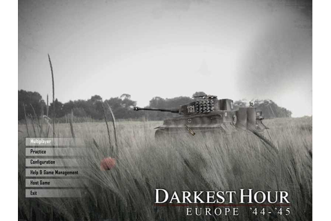 Darkest Hour Europe 44-45 Download Free Full Game | Speed-New