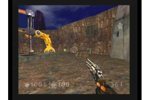 PS2 CLASSICS HALF LIFE DECAY FINAL MISSION RIFT - YouTube
