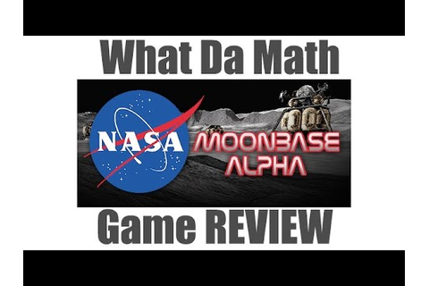 MoonBase Alpha - review - GAMES IN EDUCATION (Physics ...