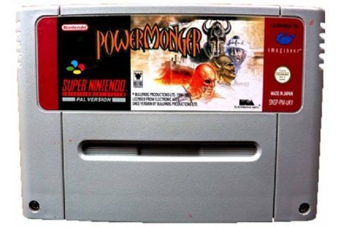 Buy Powermonger SNES Australia