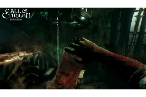 Call of Cthulhu: The Official Video Game New Screens | DDO ...