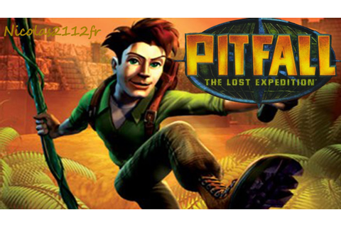 [PitFall l'expédition perdue] EP01 - YouTube
