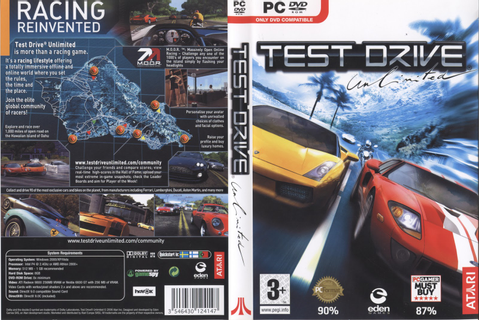 TEST DRIVE UNLIMITED - Trizion - Pc games free download ...