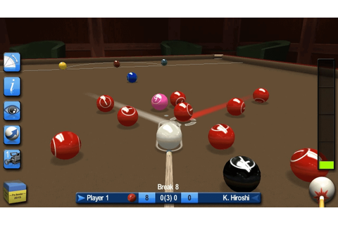 Top 10: Best Pool and Snooker Games for Android - October ...