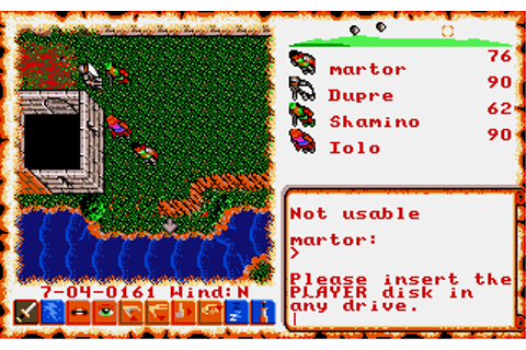 Download Ultima VI: The False Prophet - My Abandonware