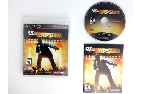 Def Jam Rapstar game for Playstation 3 (Complete) | The ...