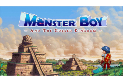 Monster Boy and the Cursed Kingdom | The Games Machine