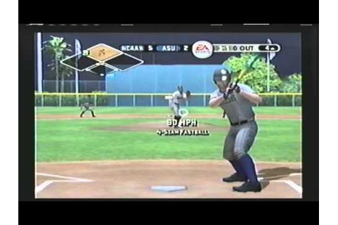 MEXICANS VS ARIZONA STATE MVP 06 NCAA BASEBALL - YouTube