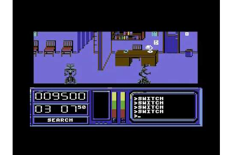 C64 Longplay ShortCircuit - YouTube