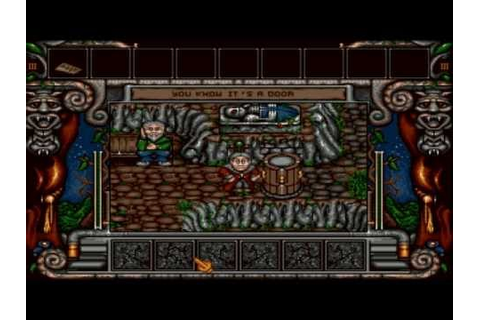 Valhalla 3 : The Fortress Of Eve (Jeu Amiga) - Images ...