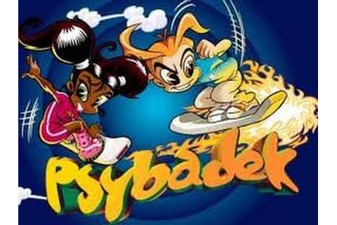 Psybadek (PlayStation) (1998) - YouTube