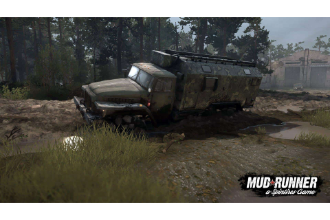 Spintires: MudRunner - Introducing The C-375 - Spintires ...