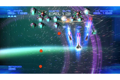 Elgato Game Capture HD Sample: Galaga Legions DX Trial ...