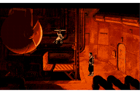 Download Beneath a Steel Sky - My Abandonware