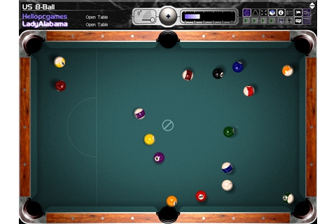 Cue Club Snooker Game - Hellopcgames