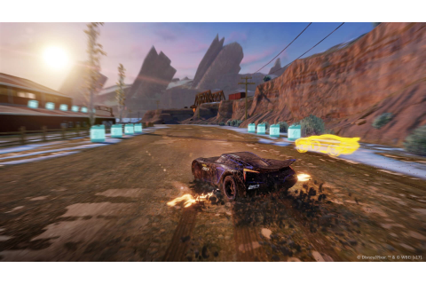 New Gameplay Trailer for Cars 3: Driven to Win Details ...