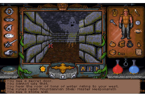 Good Old Reviews: Ultima Underworld: The Stygian Abyss ...