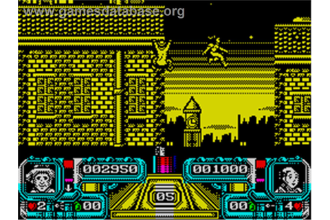 Dalek Attack - Sinclair ZX Spectrum - Games Database