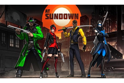 Multiplayer Shooter At Sundown Coming to Consoles and PC ...