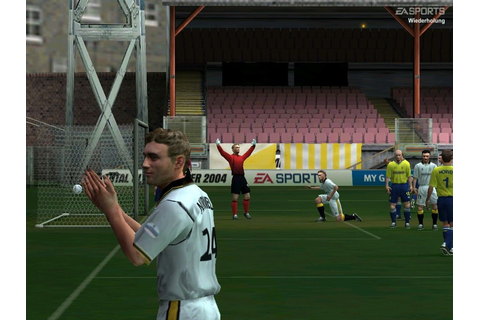 FIFA Football 2004 Download - Old Games Download
