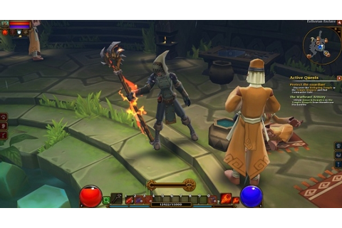 Why Torchlight 3 Isn't In Development