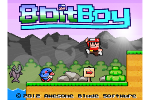 8-Bit Boy - PC Game Profile | New Game Network