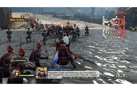 Samurai Warriors 4: Empires (Game) | GamerClick.it