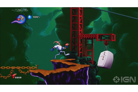 Earthworm Jim HD - IGN.com