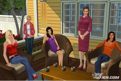 "Desperate Housewives, Have you played ""Desperate ..."