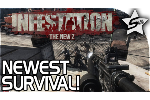 FREE & NEW Survival Game!! - Infestation: The New Z ...