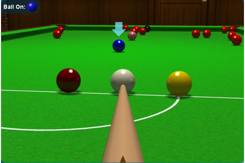 Download 3D Online Snooker free version - downgup