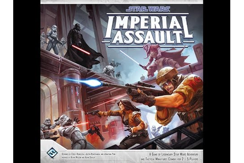 Star Wars - Imperial Assault review - Board Game Brawl ...