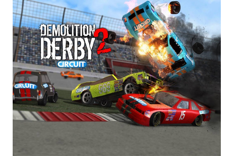 Circuit: Demolition Derby 2 iOS, Android game - Mod DB