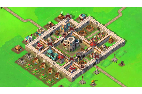 Trailer - Age of Empires Castle Siege - YouTube