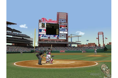 ESPN Major League Baseball 2K4 (Original Xbox) Game ...
