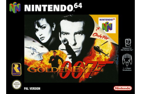 GoldenEye 007 | The Hypersonic55's Realm of Reviews and ...
