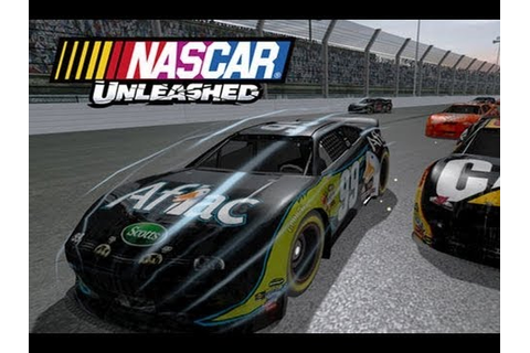 CGRundertow NASCAR UNLEASHED for Xbox 360 Video Game ...