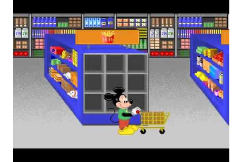 Mickey's 123's The Big Surprise Party Part 1 - YouTube
