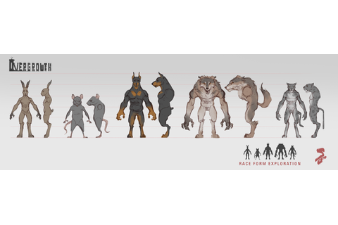 Character Design - Wolfire Games Blog