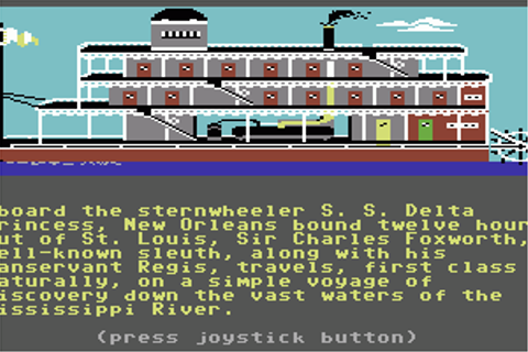 Download Murder on the Mississippi - My Abandonware