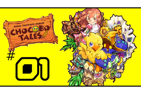 Final Fantasy Fables: Chocobo Tales - gameplay walkthrough ...